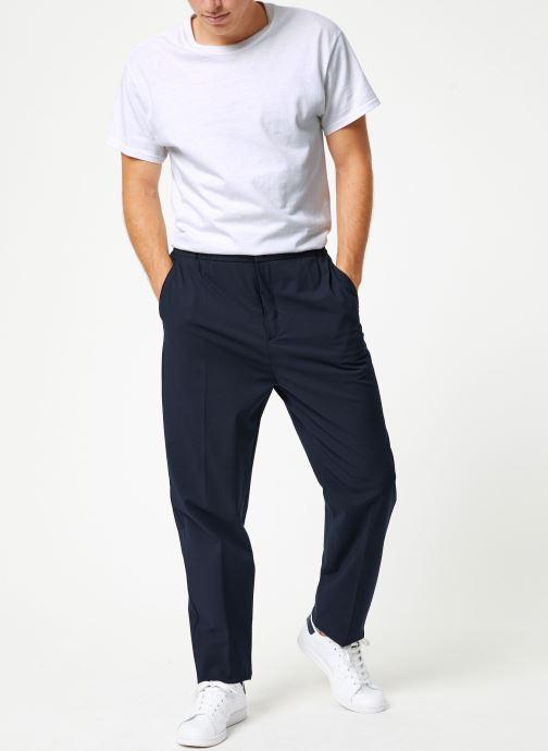 Kläder Harris Wilson PANTALON LOVAN Blå bild från under