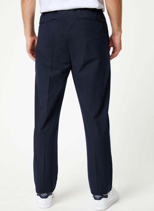 Vêtements Harris Wilson PANTALON LOVAN Bleu vue portées chaussures