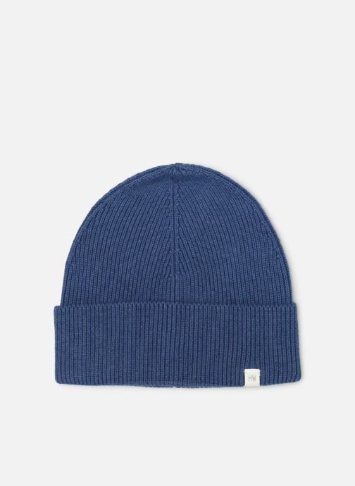 Beanie Harris Wilson BONNET XABI Blue detailed view/ Pair view