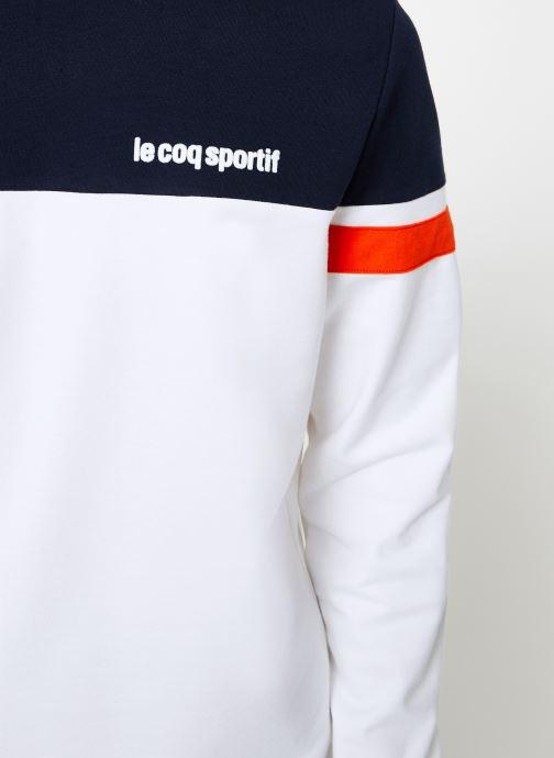 Vêtements Le Coq Sportif ESS SAISON Crew Sweat N°2 M Multicolore vue face