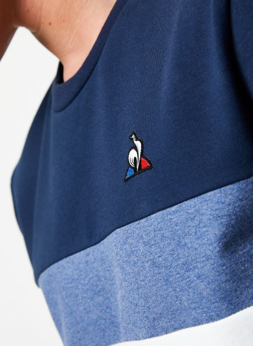 Vêtements Le Coq Sportif TRI SAISON Crew Sweat N°1 M Multicolore vue face
