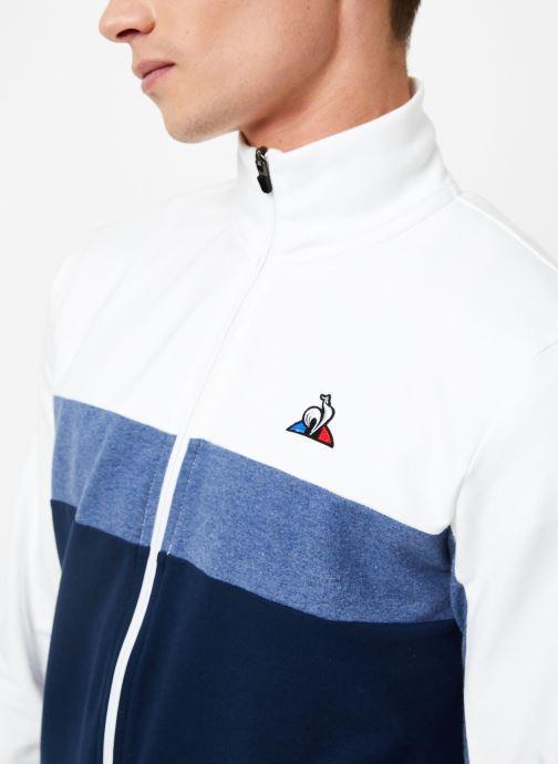 Vêtements Le Coq Sportif TRI SAISON FZ Sweat N°1 M Multicolore vue face