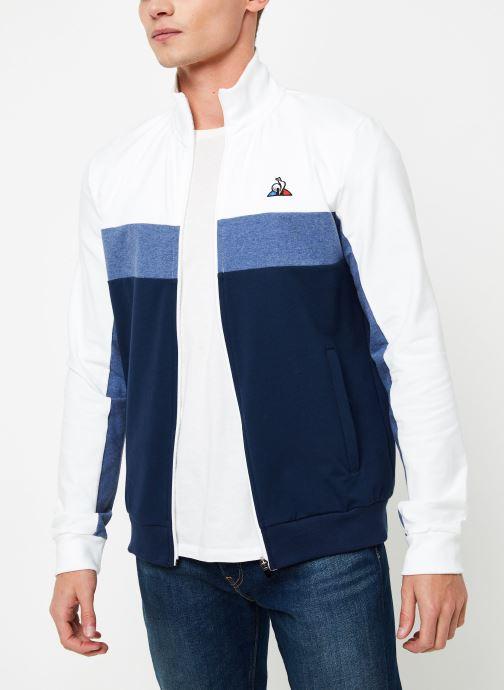 Vêtements Le Coq Sportif TRI SAISON FZ Sweat N°1 M Multicolore vue détail/paire