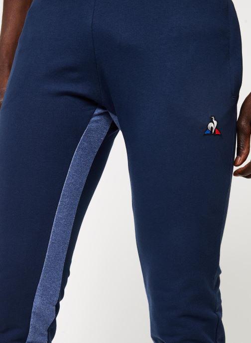 Vêtements Le Coq Sportif TRI SAISON Pant Slim N°1 M Bleu vue face