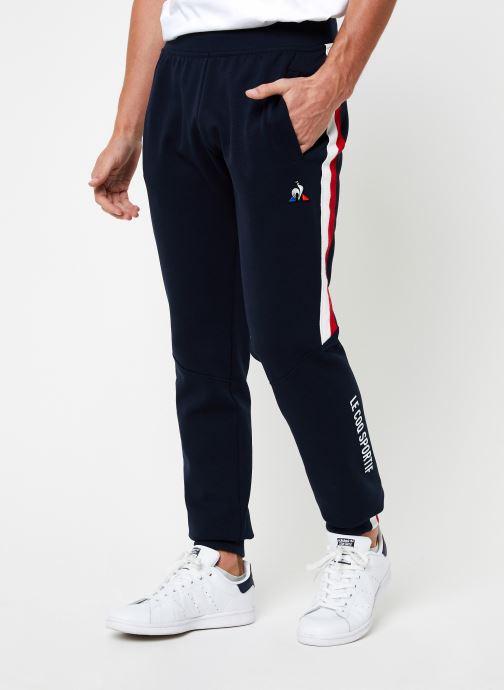 Vêtements Le Coq Sportif TRI Pant Regular N°1 M Bleu vue détail/paire