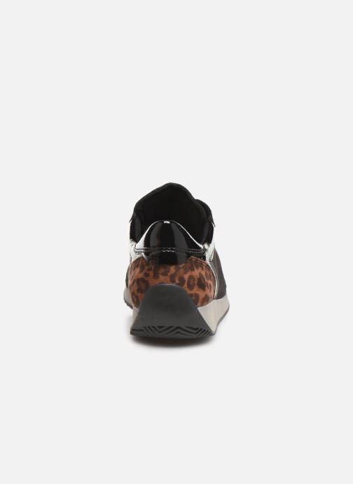 Sneakers Ara Fusion4 44050 Zwart rechts
