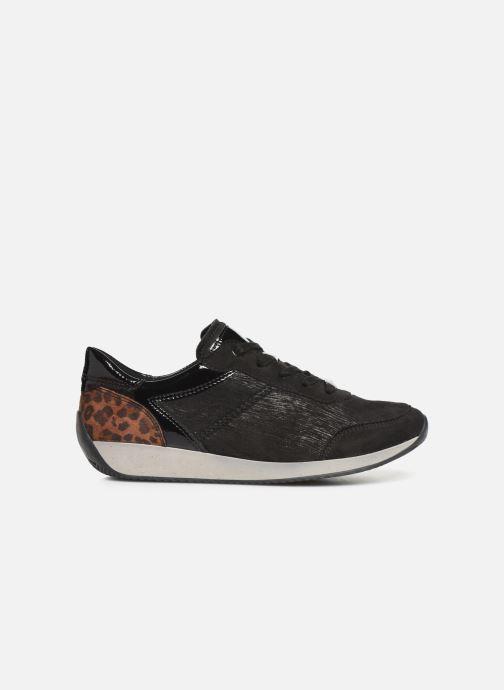 Sneakers Ara Fusion4 44050 Zwart achterkant