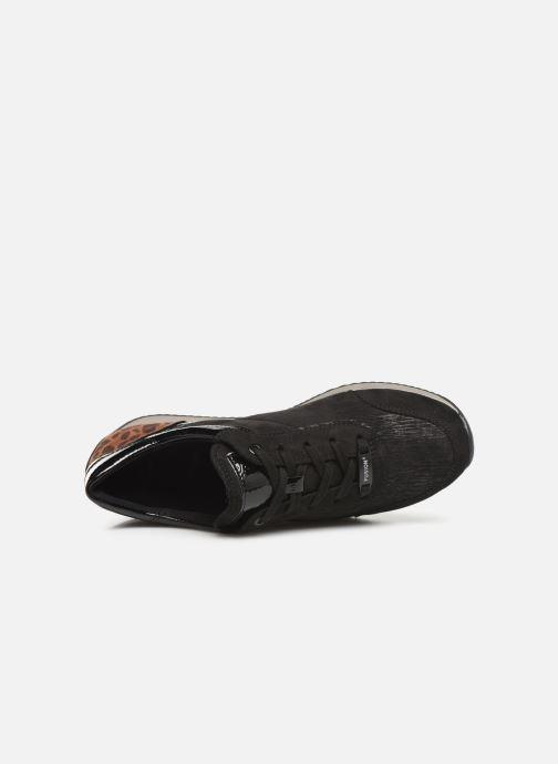 Sneakers Ara Fusion4 44050 Zwart links