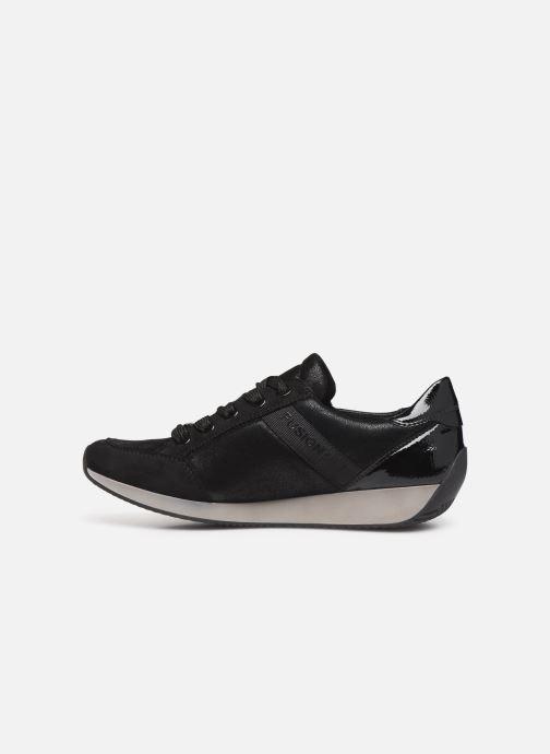 Sneaker Ara Fusion4 44060 schwarz ansicht von vorne