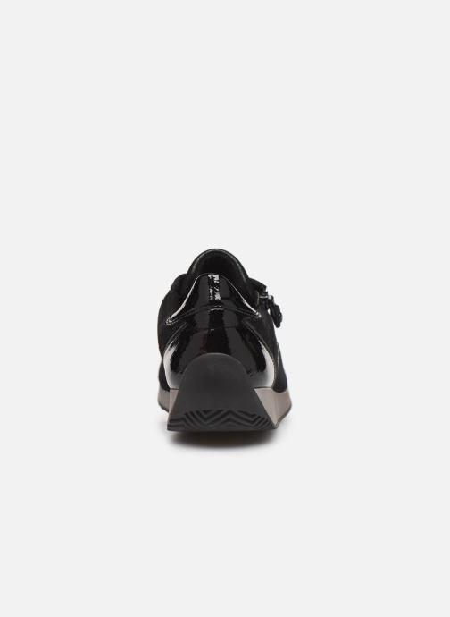 Sneaker Ara Fusion4 44060 schwarz ansicht von rechts