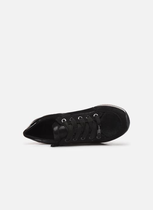 Sneaker Ara Fusion4 44060 schwarz ansicht von links