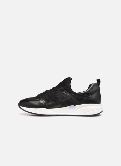 Sneaker Ara Fusion4 14655 schwarz ansicht von vorne