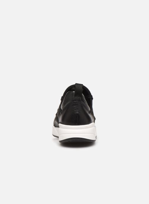 Sneaker Ara Fusion4 14655 schwarz ansicht von rechts