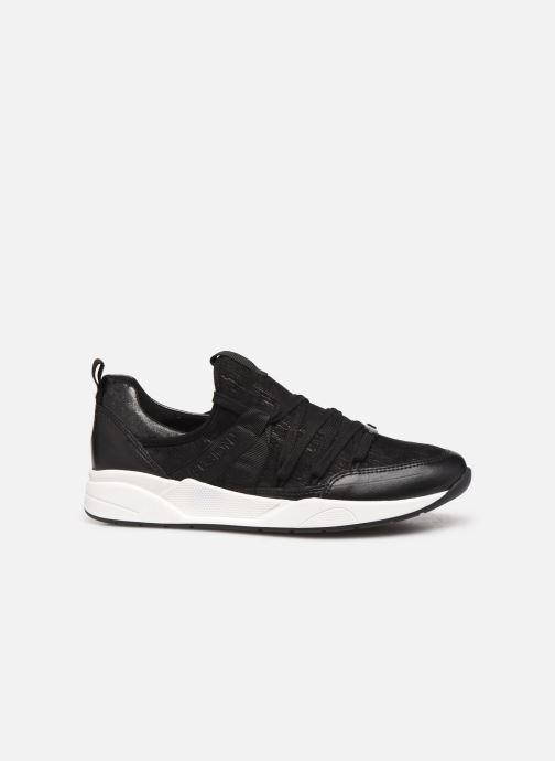 Sneaker Ara Fusion4 14655 schwarz ansicht von hinten