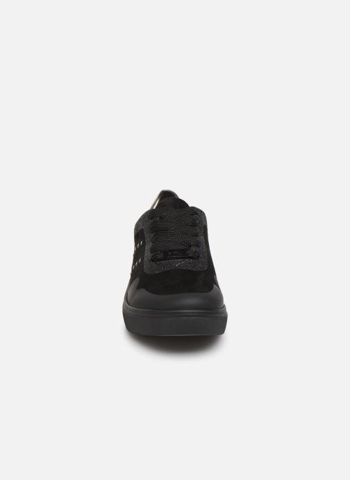 Baskets Ara New York 14516 Noir vue portées chaussures
