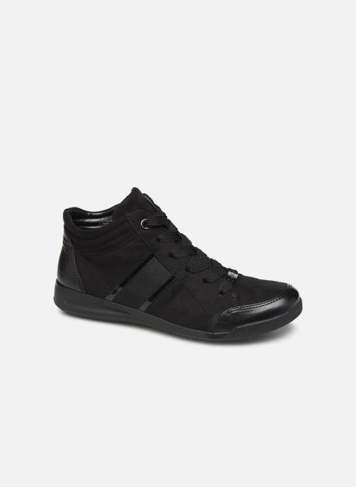 Baskets Ara Rom High Soft 44452 Noir vue détail/paire