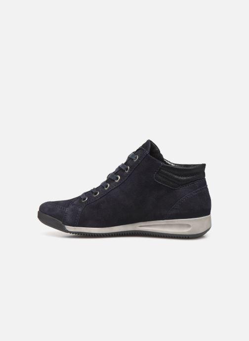 Sneakers Ara Rom High Soft 44407 Blauw voorkant