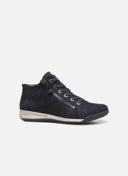 Sneakers Ara Rom High Soft 44407 Blauw achterkant