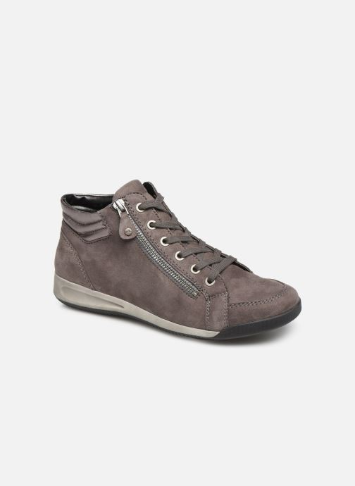Sneaker Ara Rom High Soft 44407 grau detaillierte ansicht/modell