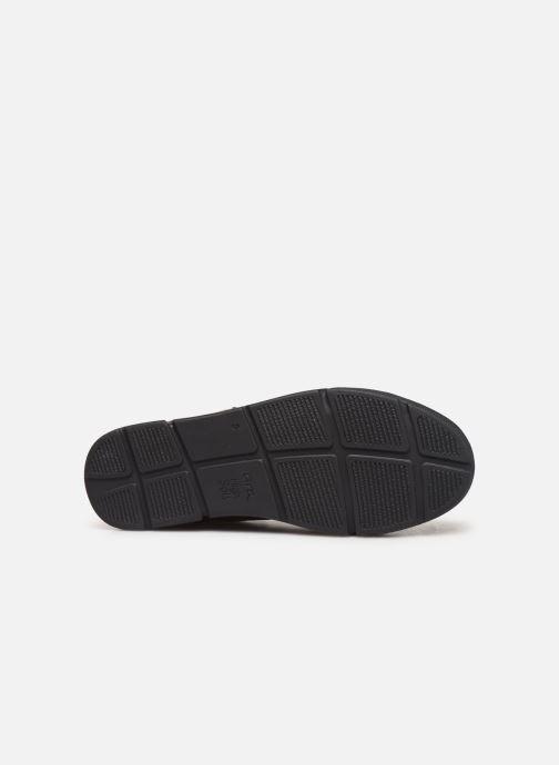 Sneaker Ara Rom High Soft 14435 rot ansicht von oben