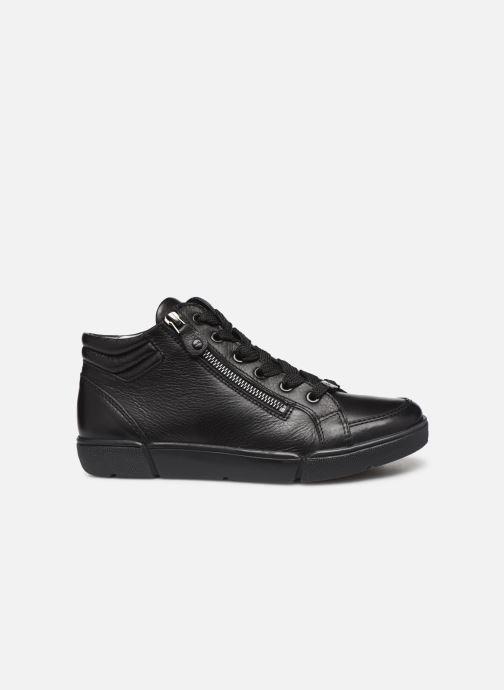 Sneakers Ara Rom High Soft 14435 Zwart achterkant