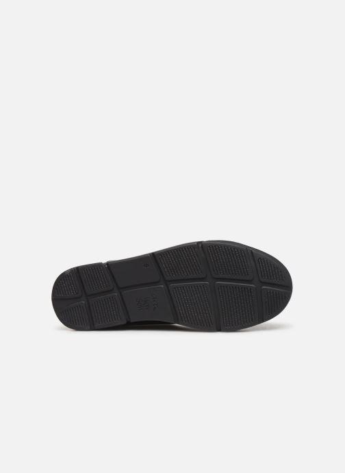 Baskets Ara Rom High Soft 14435 Noir vue haut