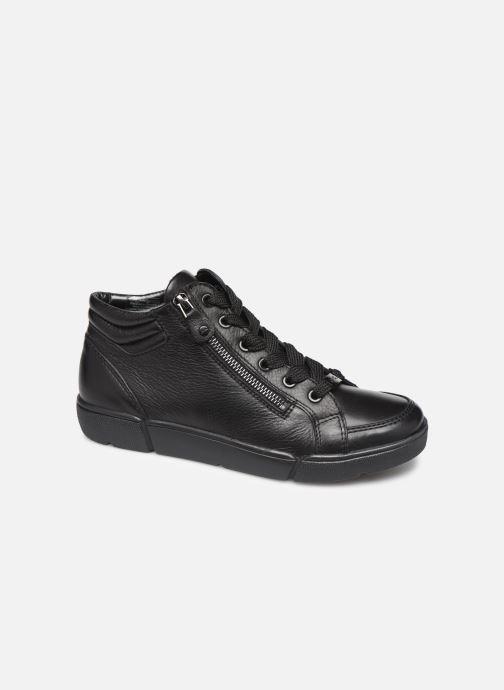 Baskets Ara Rom High Soft 14435 Noir vue détail/paire