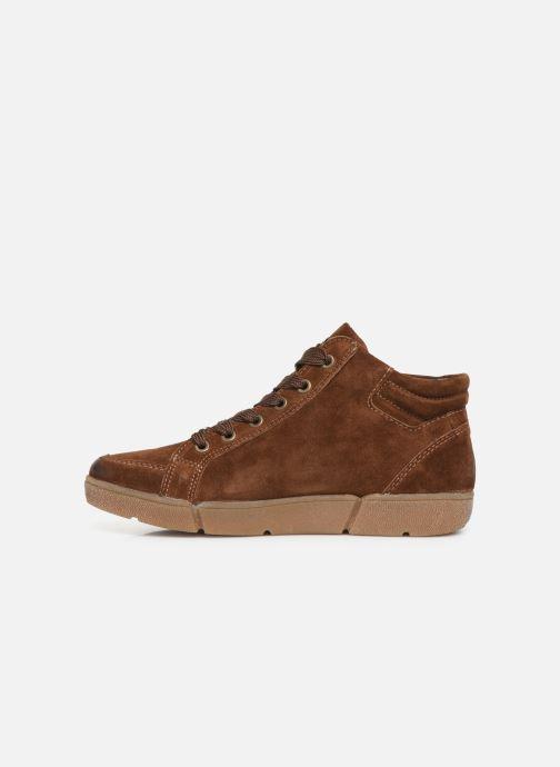 Sneakers Ara Rom High Soft 14435 Bruin voorkant