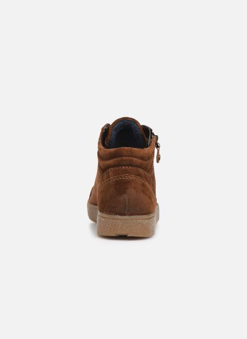 Sneakers Ara Rom High Soft 14435 Bruin rechts