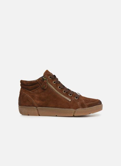 Sneakers Ara Rom High Soft 14435 Bruin achterkant