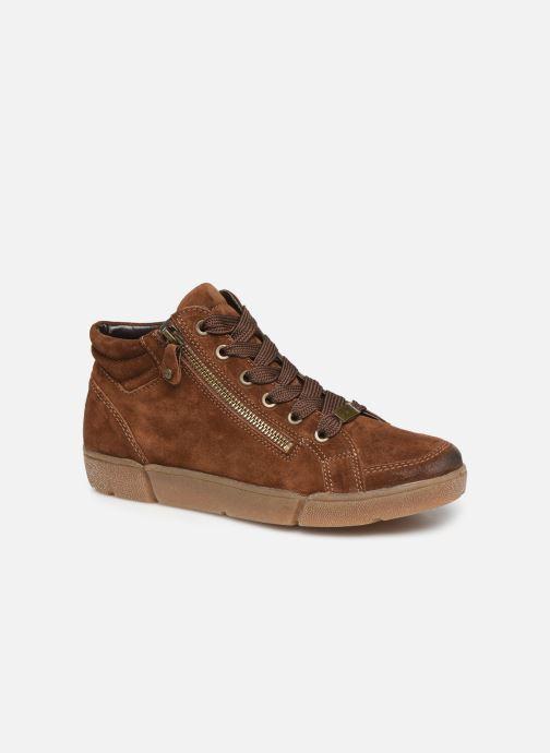 Sneakers Ara Rom High Soft 14435 Bruin detail