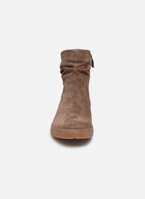 Bottines et boots Ara Rom High Soft 14437 Marron vue portées chaussures