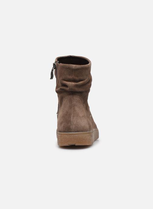 Bottines et boots Ara Rom High Soft 14437 Marron vue droite