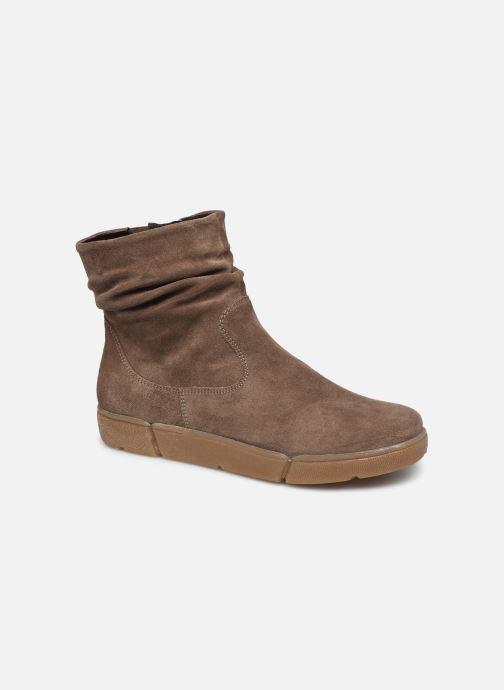 Bottines et boots Ara Rom High Soft 14437 Marron vue détail/paire