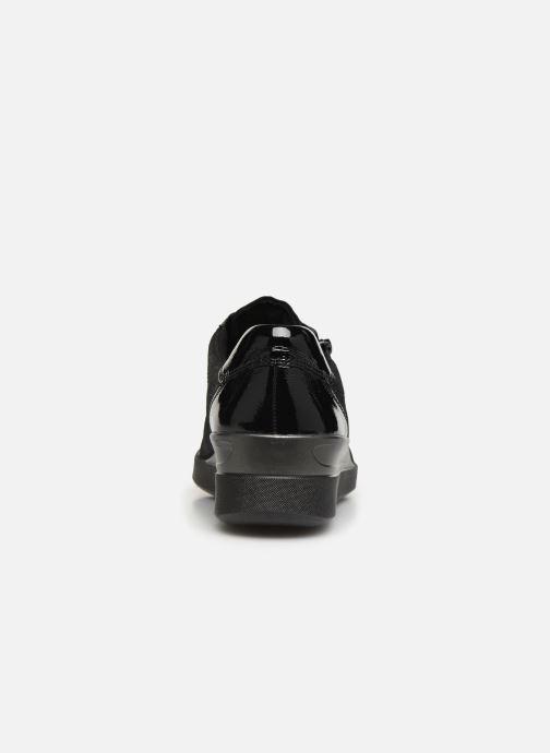 Baskets Ara Lazio Highsoft 43311 Noir vue droite