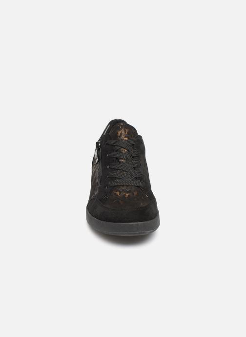 Sneaker Ara Lazio Highsoft 43311 schwarz schuhe getragen