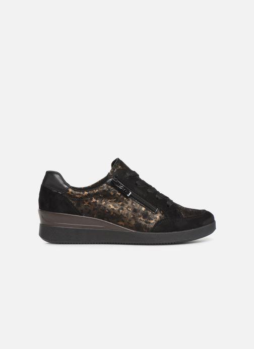 Sneaker Ara Lazio Highsoft 43311 schwarz ansicht von hinten