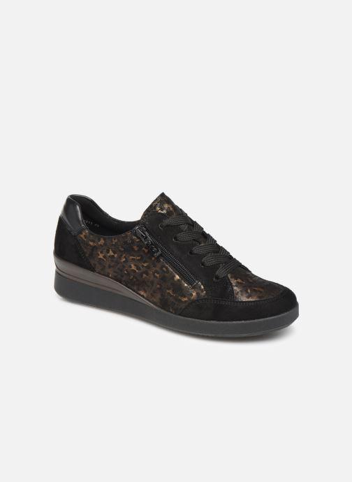 Sneaker Ara Lazio Highsoft 43311 schwarz detaillierte ansicht/modell