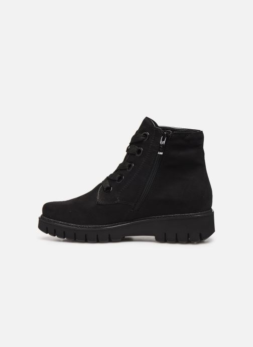 Ankle boots Ara Jackson 16444 Black front view