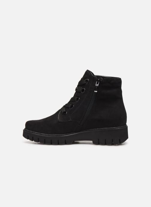 Bottines et boots Ara Jackson 16444 Noir vue face