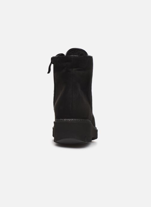 Ankle boots Ara Jackson 16444 Black view from the right