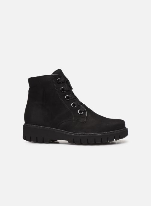 Ankle boots Ara Jackson 16444 Black back view
