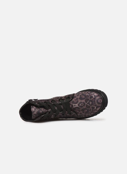 Bottines et boots Ara Jackson 16444 Multicolore vue gauche