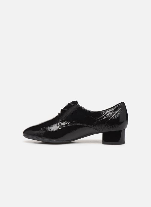 Chaussures à lacets Ara Graz Highsoft 11849 Noir vue face