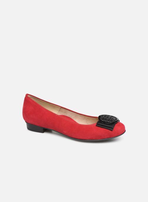 Bailarinas Ara Bari 43720 Rojo vista de detalle / par