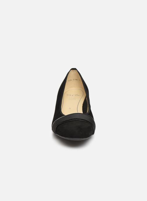 High heels Ara Vicenza 16635 Black model view
