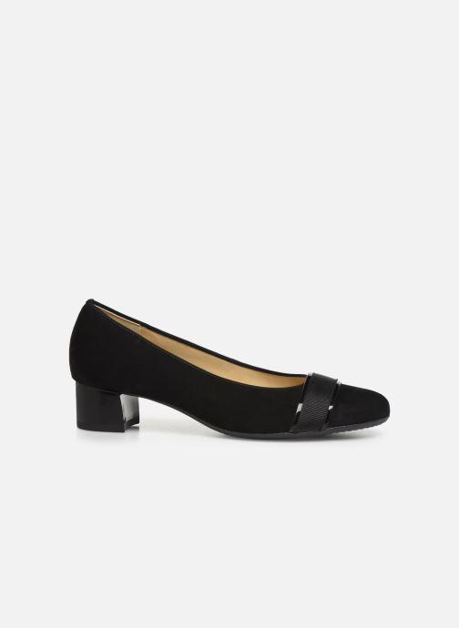High heels Ara Vicenza 16635 Black back view