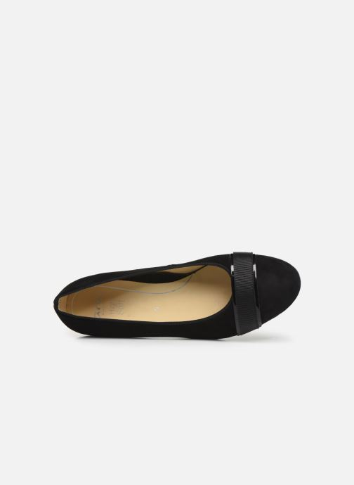 High heels Ara Vicenza 16635 Black view from the left