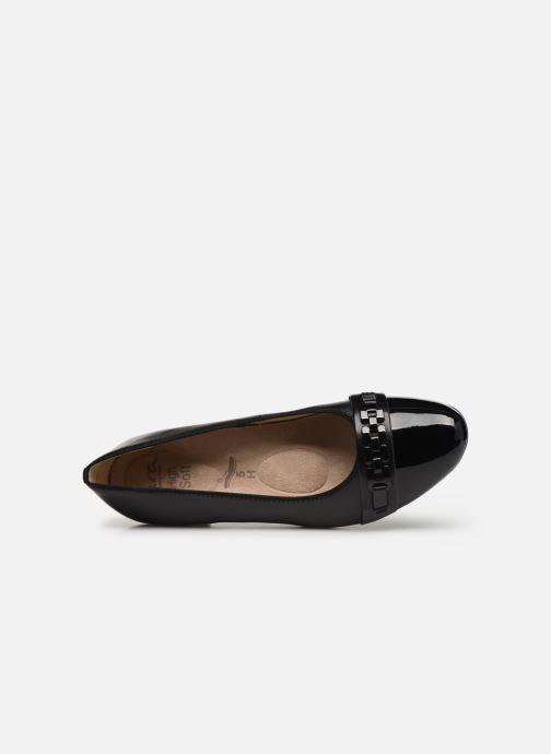 Zapatos de tacón Ara Nizza 45880 Negro vista lateral izquierda