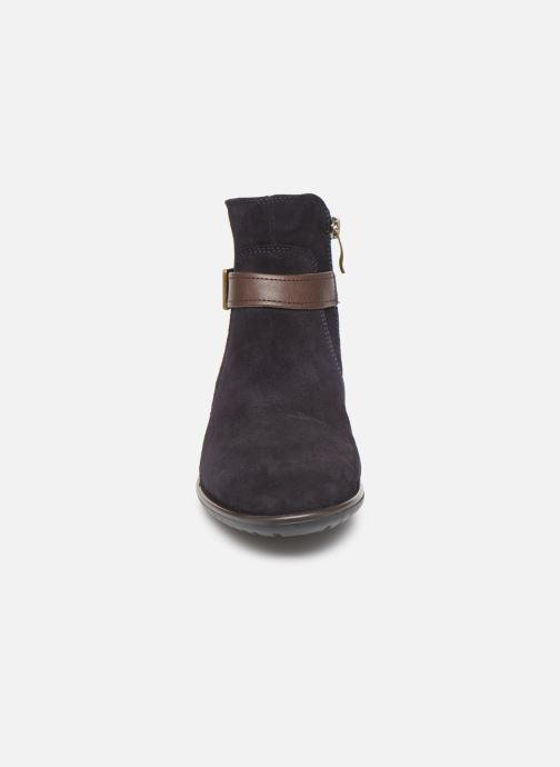Ankle boots Ara Liverpool 49524 Blue model view